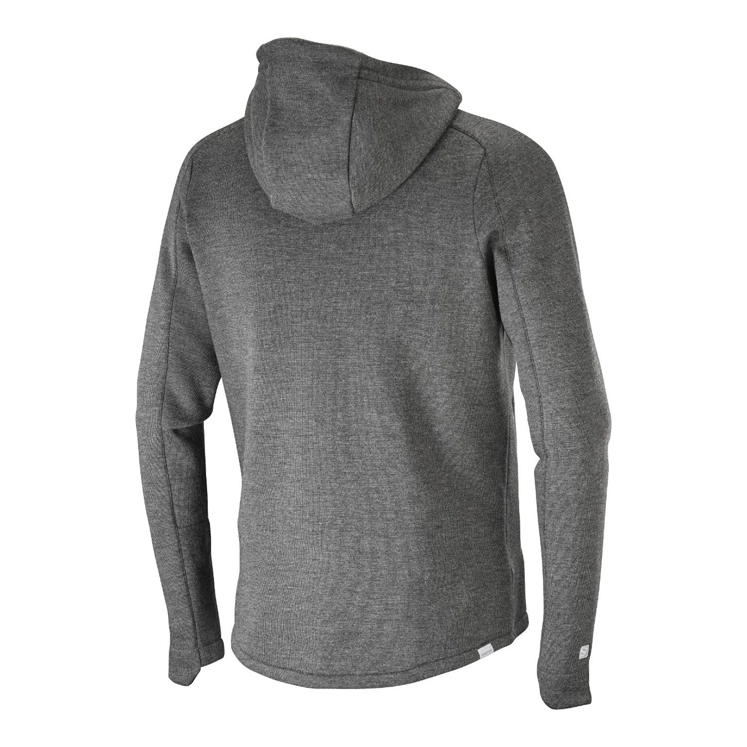 OUTLIFE TECH LS FZ MID HOODY M