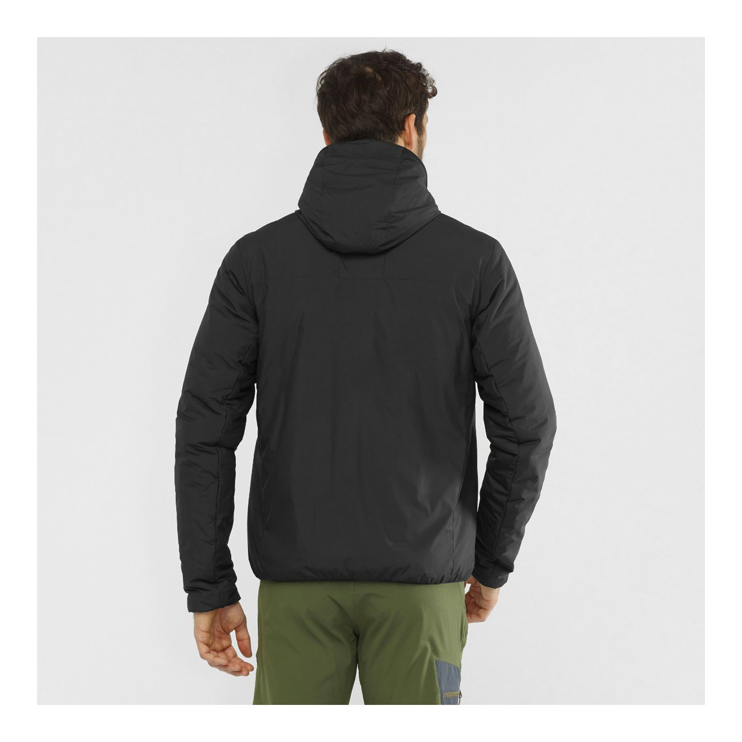 OUTRACK INSUL HOODIE M