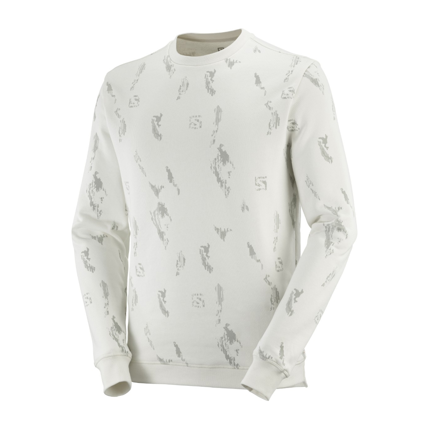 OUTLIFE CAMO CREWNECK SWEAT U