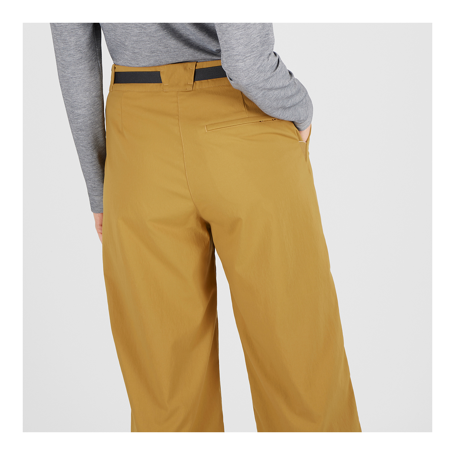 OUTRACK HIGH PANTS W