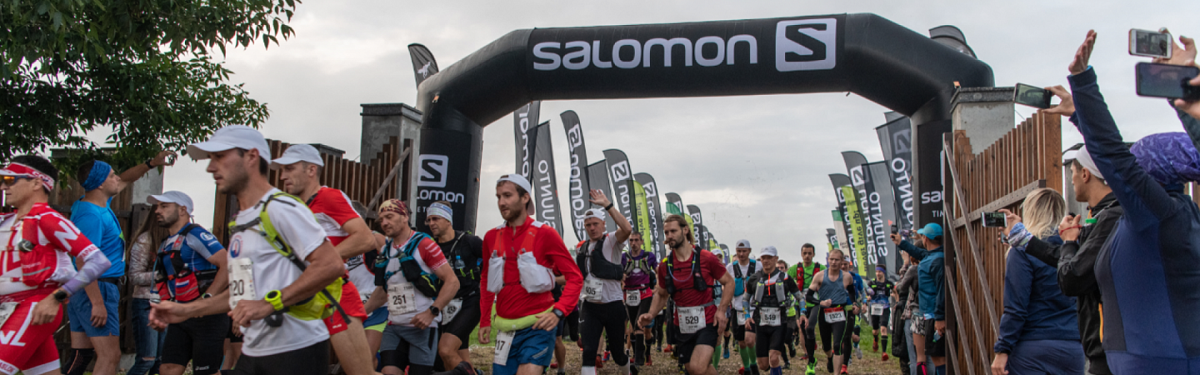 Salomon поддерживает RZD Golden Ring Ultra Trail 100